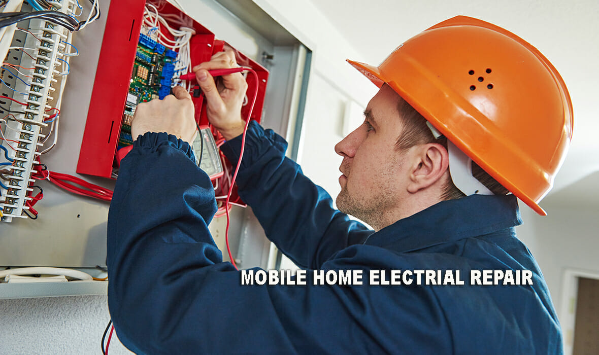 mobile home electrical repair