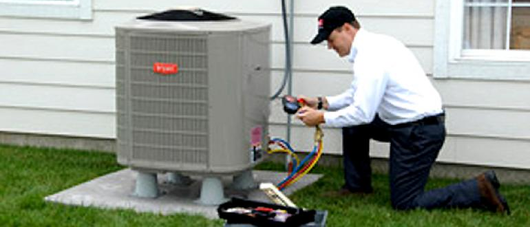 mobile home hvac installation